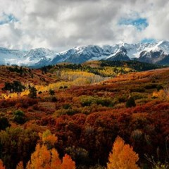 Fall Colors in the San Juan Mountains