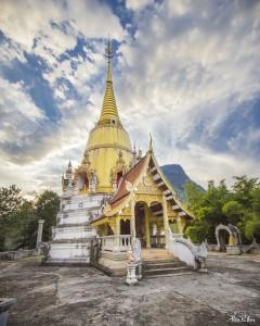 Pagoda Chiang Dao, Thailand