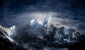 Chamonix's Finest - Banff Mountain Film Signature Image of 2015