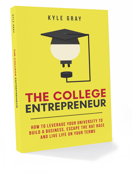 The College Entrepreneur - Book Review
