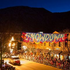 Snowdown is here!!! Parade is Friday night!