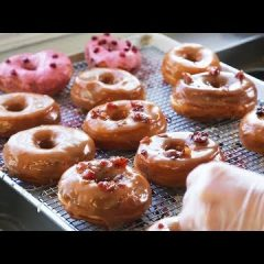 Rendezvous Doughnuts – The Taste of Home