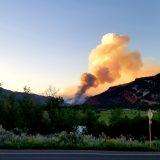 416 Fire update– Saturday night– 8961 acres