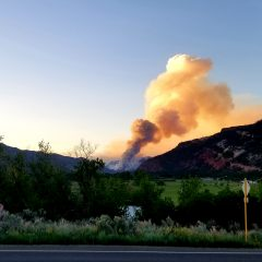 416 Fire update– Saturday night– 8961 acres