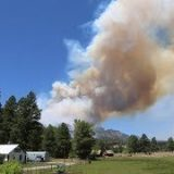416 Fire May Burn for Weeks