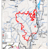 Colorado 416 Fire Map Update: Durango Fire Spreads to 27,420 Acres as Lightning Threatens Containment Efforts