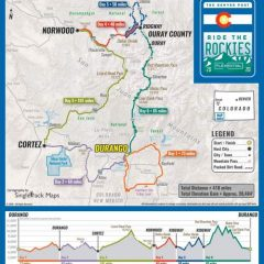 Ride the Rockies Cycling Tour 2020