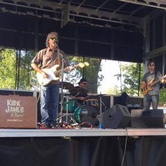 Drive-In Concert Series: Kirk James – Sept 19th