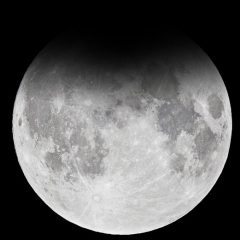 2021's First 'Wolf Moon'