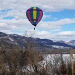 Balloon in North Animas ValleyValley
