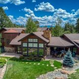 Immaculate Family Home with a dog shower, 3-car garage and wine cellar available in Pagosa Springs